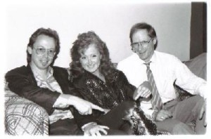 Lloyd Jones, Bonnie Raitt and Fritz Richmond